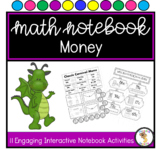 Money Interactive Notebook Unit