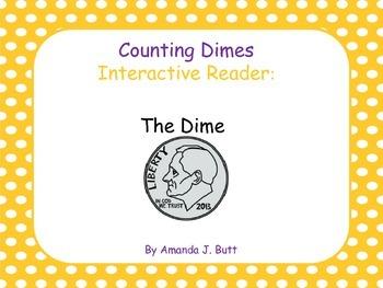 Money:  Interactive Reader:  The Dime -  Kindergarten; Aut