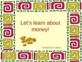 Money Intro Power Point Presentation