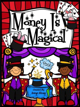 Money Is Magical ~ Color By The Code Math Puzzles To Practice Money