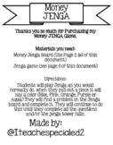 Money JENGA