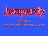 Money Jeopardy - 2nd Grade Common Core