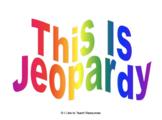 Money Jeopardy PowerPoint Template - Plays Like Jeopardy