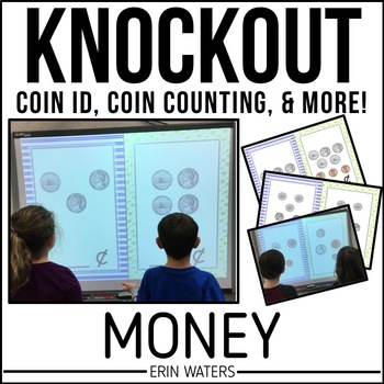 Money KNOCKOUT {All Coins, Mixed, & More!}