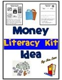 Money Literacy Kit Idea