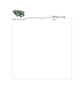 Money Log