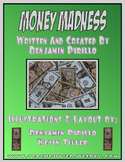 Money Madness Activity Book