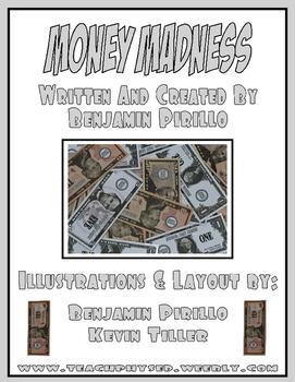 Money Madness Activity Book (Print Friendly)
