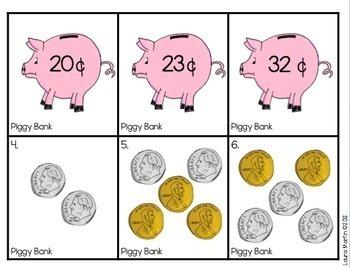 Money Activities - Counting Money