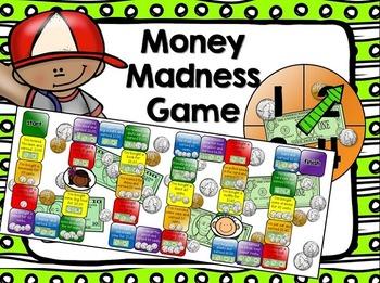 Money Madness Game