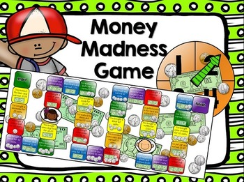 Money Madness Game