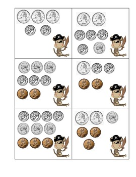 Money Madness with values!