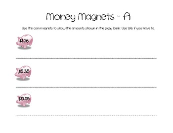 Money Magnet Center