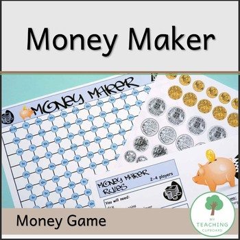 Money Maker Maths Game