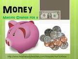 Money Making Change for $1.00