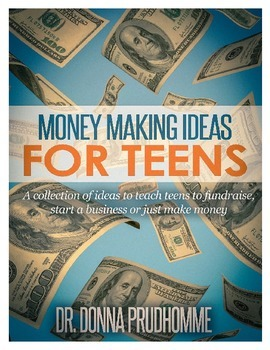 Money Making Ideas for Teens
