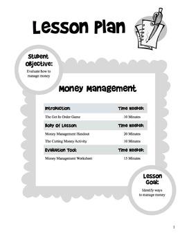 Money Management - 5 Day Unit