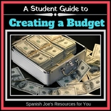 Money Management - Budgeting - Financial Planning Activity