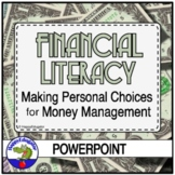 Money Management Choices PowerPoint
