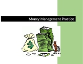 Money Management Practice