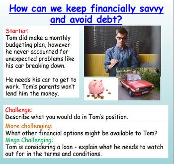 Money Management Skills (7 hours)