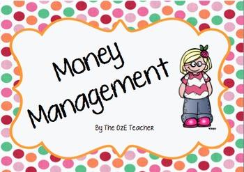 The OzE Teacher - Money Management