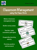 Money (Economics and Classroom Management)