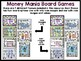Money Mania Identifying Coins and Values Game
