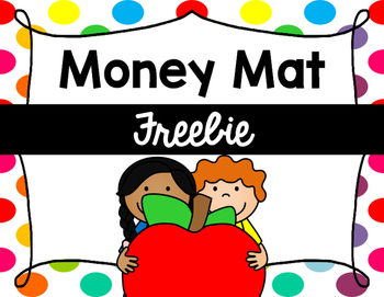 Money Mat FREEBIE
