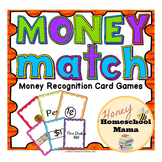 Money Match Combo Pack with Coin Recognition and Paper Money Recognition