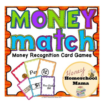 Money Match Combo Pack with Coin Recognition and Paper Mon