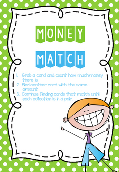 Australian Money Match Freebie