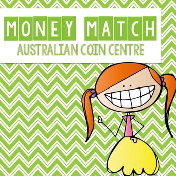 Australian Money Match Freebie