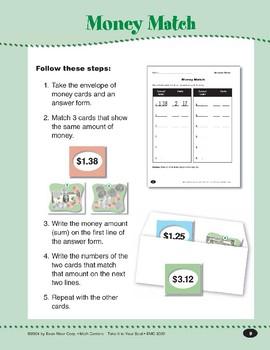 Money Match (Money/Calculating Sums)