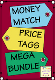 Money Match Price Tag Mega Bundle - Australian Money