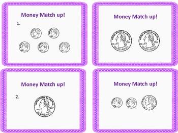Money Match Up!