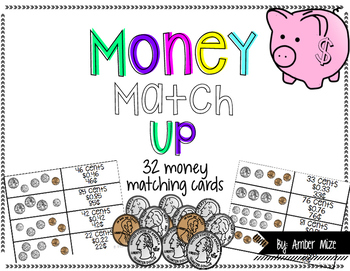 Money Match Up Game