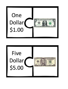 Money Match and Count