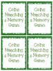 Money Matching & Memory Game- Coin Identifcation and Values