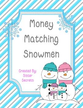 Money Matching Snowmen