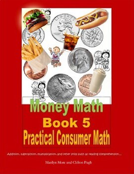 Money Math Book 5 Practical Consumer Math