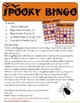 Money Math - CANADIAN Halloween Adding Coins Bingo Cards -