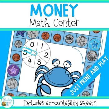 Money Math Center (U.S)