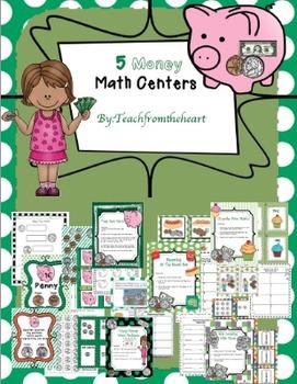 Money Math Centers