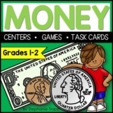 Money Games, Centers, and Task Cards