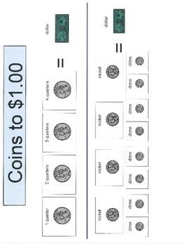 Money Math: Coin Matching