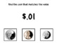 Money Math Coins ID and Value ⋅ Digital PDF, Boom Cards and Quiz ⋅ Interactive