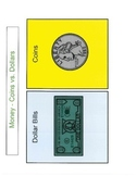 Money Math: Determining Dollar vs Coin