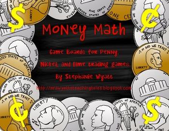 Money Math Game