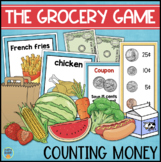 Money Game - Counting Money - The Grocery Game